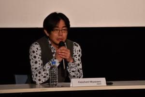 Keynote speaker Kazufumi Miyazawa